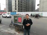 山西呂師傅上午賣鹵肉,下午彈棉花。