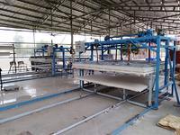 湖南邵東曾云老板的彈棉花機器安裝成功