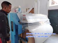 山西潞城用戶:彈棉花我想多做幾年,所以用上了精細一體機