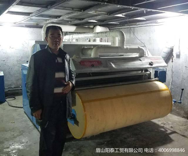 重慶江津官老板和他的180殺菌除螨精細一體機