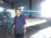 河北棉被大厂:购买8台无网棉被专用揉机,就为做无网被
