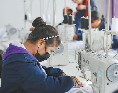 西藏扶貧產業雖然小,一樣能讓農牧民增收
