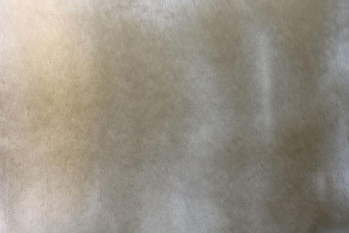 6MTB101雙羅拉單輥吸塵彈花機梳花效果